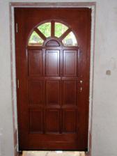 vchodove dubove dvere