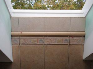 obklady v koupelnach
