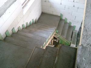 schody jak lusk