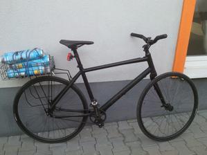 šade de idem do 20km a nenesem moc velkí naklad idem na bicigli!  nebudem sa jak chuj tlacit v zápchách