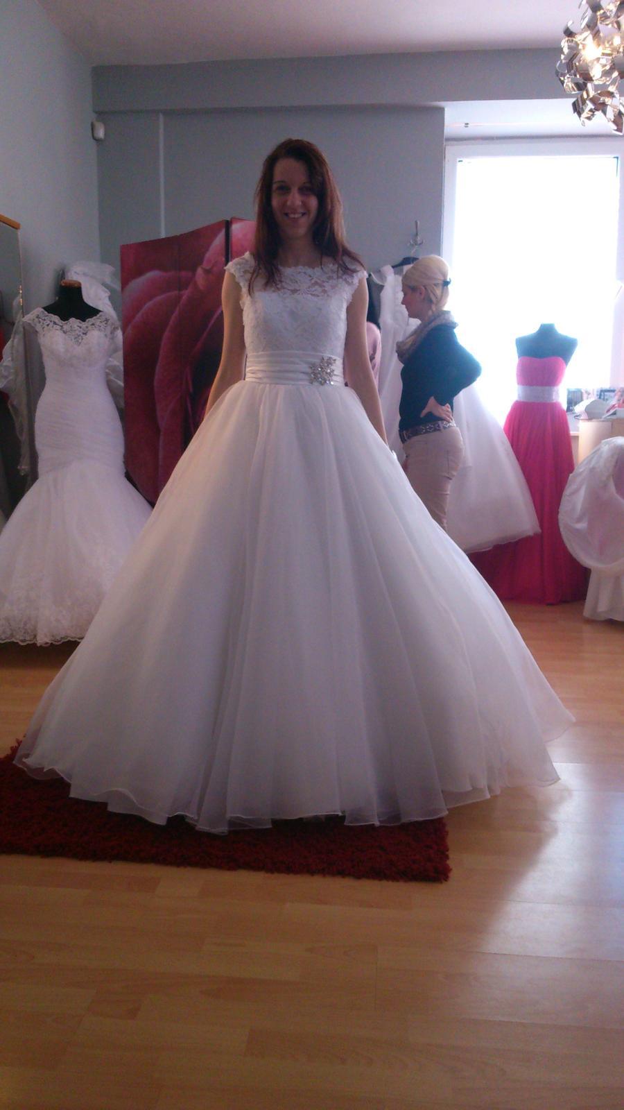 Ja som krajšie šaty... - Obrázok č. 1