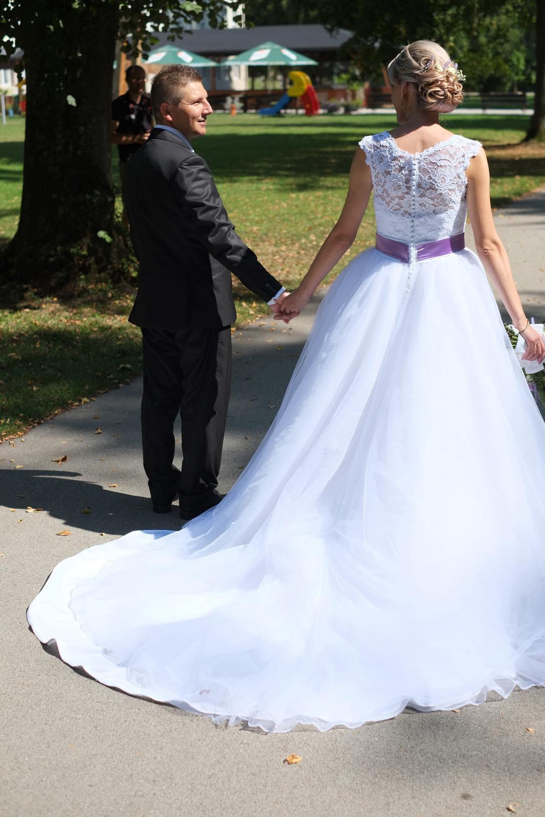 dievčatká, svadbička už bola... - Obrázok č. 3