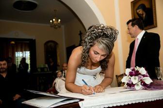 podpis jako pani Zaglio...