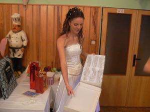 ....svatební dary...