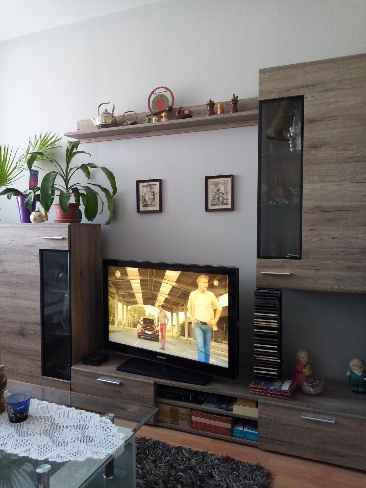 stena obývacia - Obrázok č. 1
