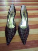 Dámske spoloč. topánky, 38