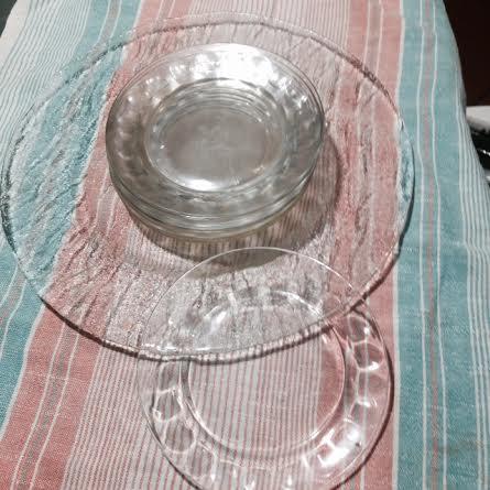 Súprava tanierov - Obrázok č. 1
