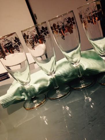 Súprava na šampanské - Obrázok č. 2