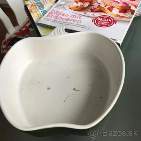 Zapekacia miska jablko - Obrázok č. 1
