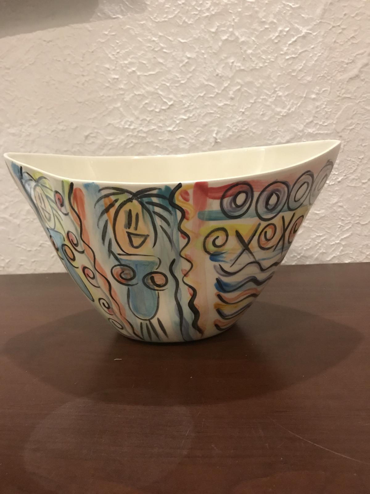 Porcelánová Jardiniera - Obrázok č. 1