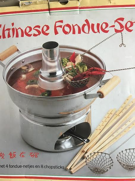 Chinese fondue set - Obrázok č. 1