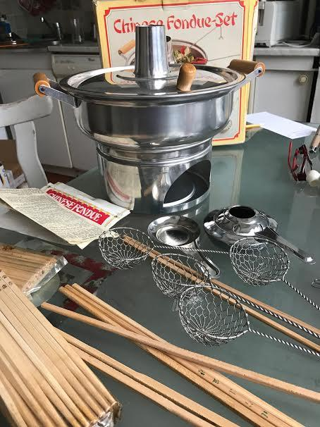 Chinese fondue set - Obrázok č. 2
