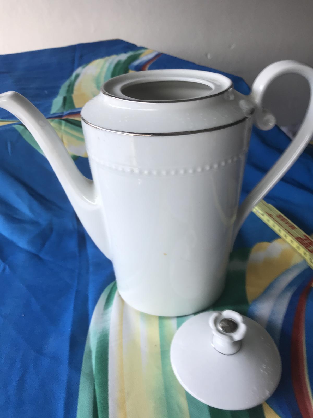 Kanvica na kávu  - Obrázok č. 1