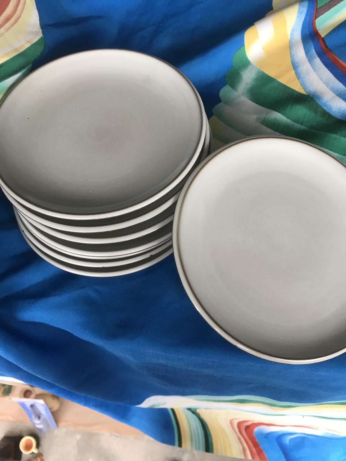 Dezertné taniere - Obrázok č. 1