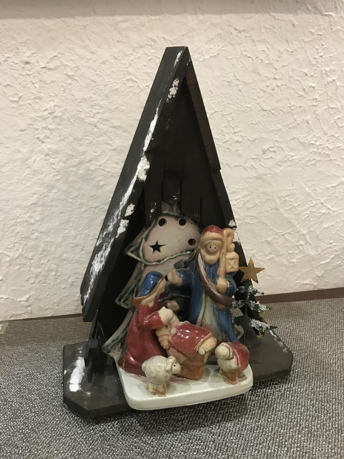 Vianočná pyramída - Obrázok č. 1