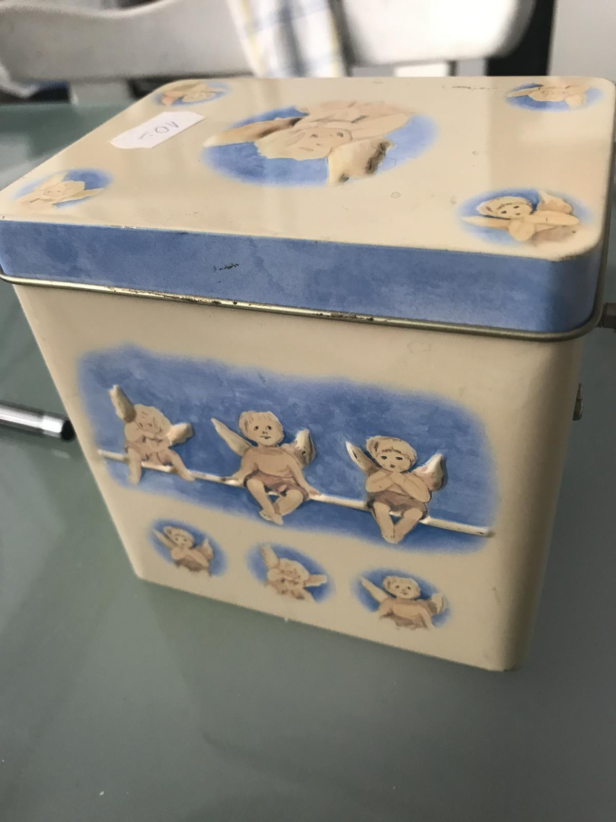 Hracia skrinka - Obrázok č. 1