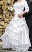 svadobné šaty 42, 42