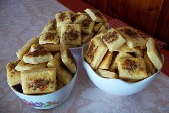 Sýrové sušenky