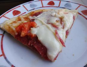 Pizza salámová