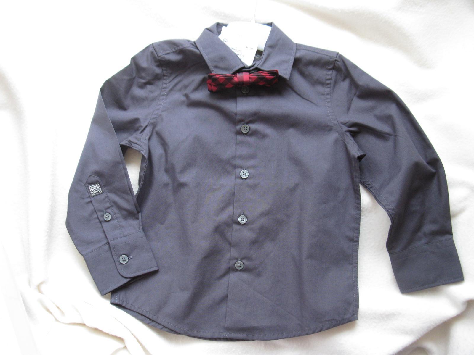 Košile s motýlkem - Obrázek č. 1