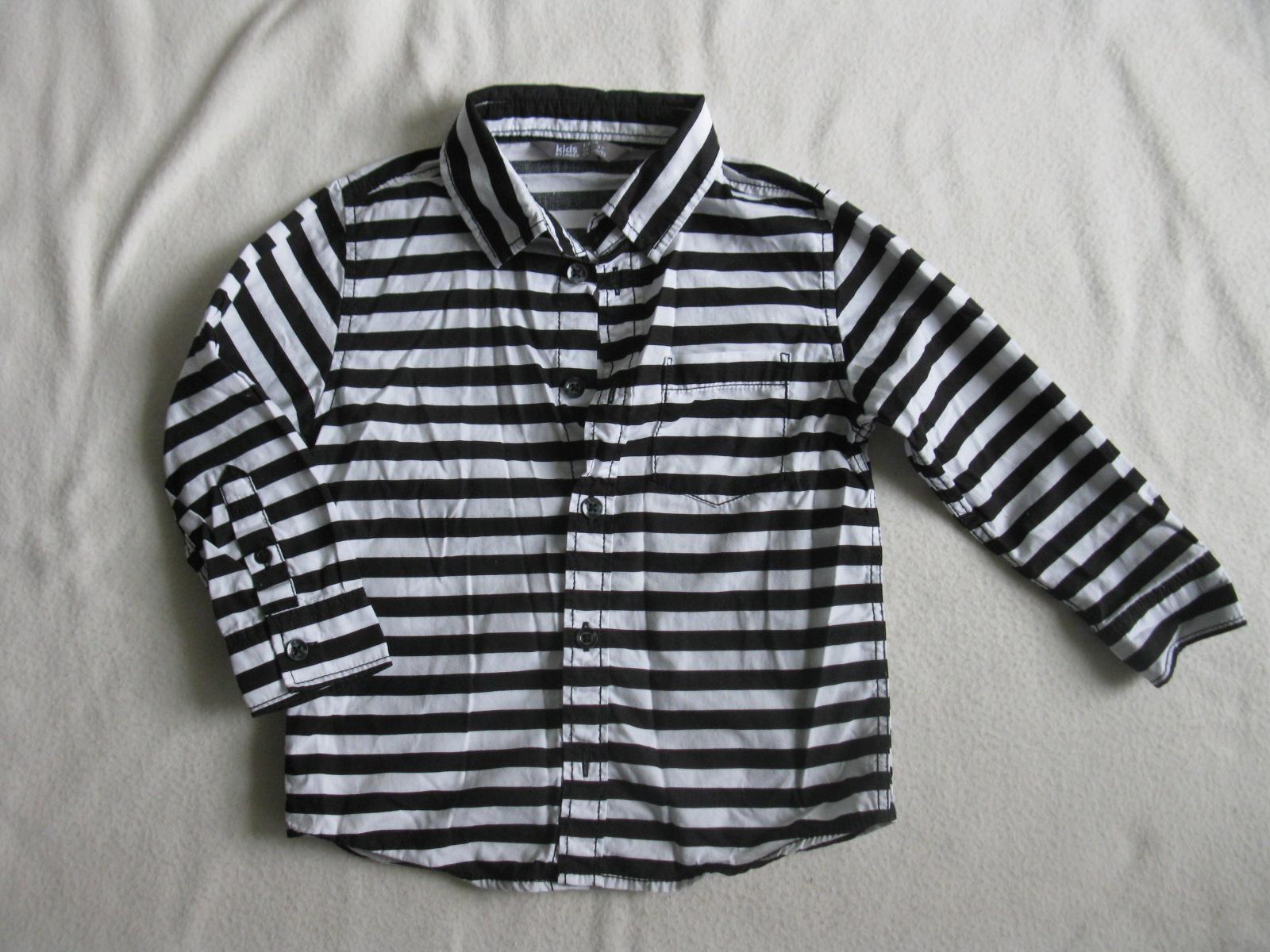 Pruhovaná košile Lindex - Obrázek č. 1