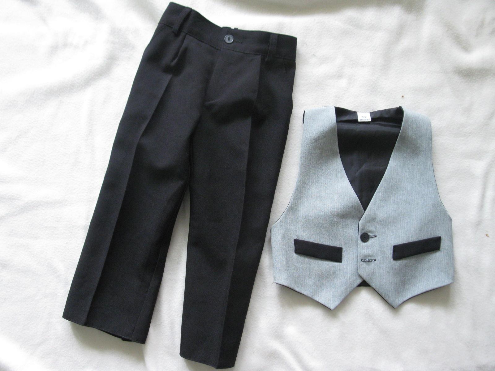 Kalhoty a sako vel.92 - Obrázek č. 1