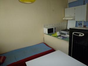 Začína rekonštrukcia - pôvodná kuchyňa, 10.10.2011.