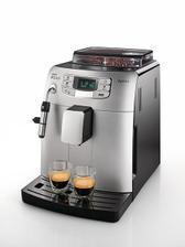 Kávovar Phillips Saeco Intelia HD8752/49 - kúpený a odskúšaný, čerstvo pomletá káva nemá chybu, mňam :o)