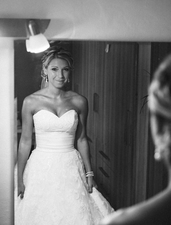 Barča{{_AND_}}Jindra - Asi trošku nervozní nevěsta... =)