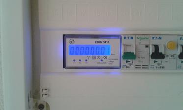 Podružný elektromer pre tepelné čerpadlo. Len pre moju zvedavosť