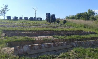 7.5.2016 - Záhrada sa zväčšuje
