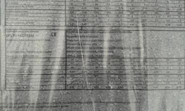 06.07.2016 - Začalo sa zateplovať - Sivý polystyrén 16cm