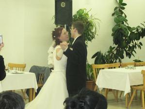 ešte raz prvý tanec