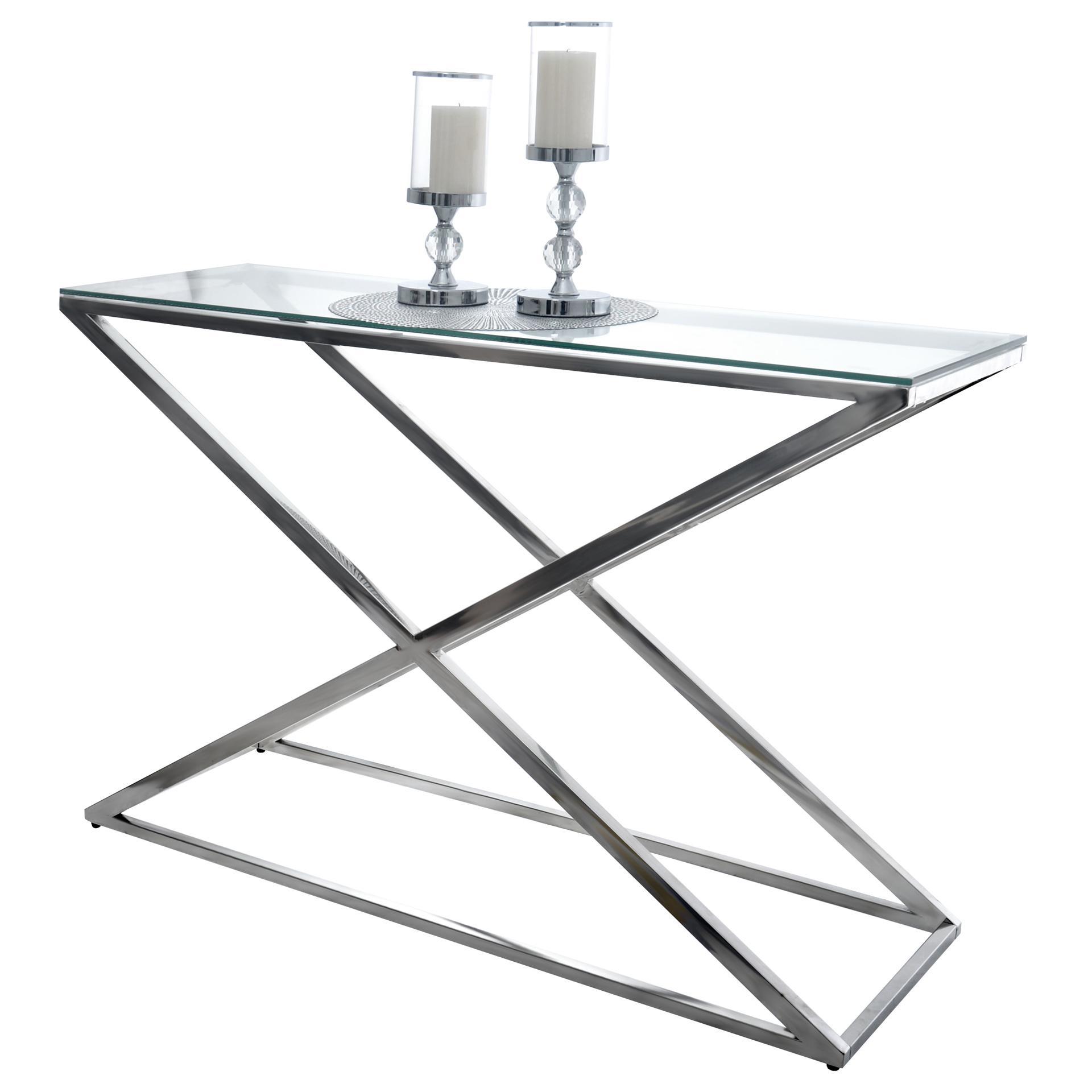 Ahoj, náhodou niekto má real fotku takýchto podobných konzolových stolíkov? uvádzajú rozmery 120x40x79 cm... nie je to malé? Ďakujem :) - Obrázok č. 1