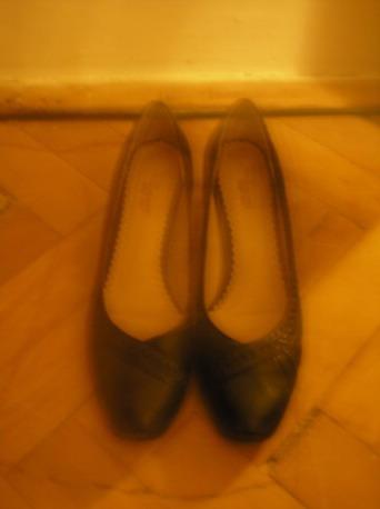 Prípravy 2.5.2009 2.časť - Popolnočné topánky