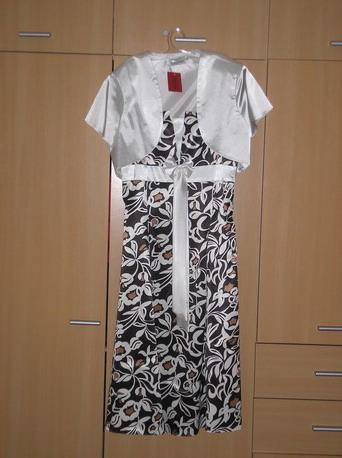 Prípravy 2.5.2009 2.časť - Popolnočné šaty