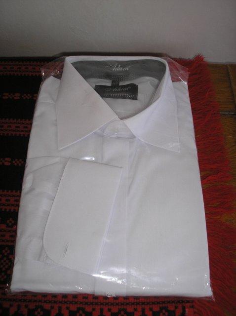 Prípravy 2.5.2009 2.časť - Svadobná košeľa