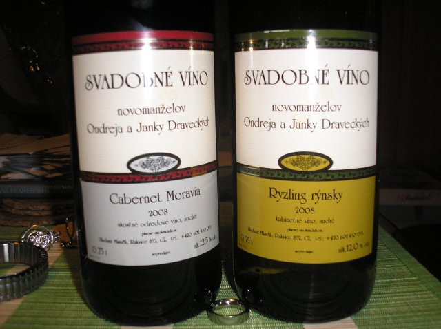 Janka Rojčeková{{_AND_}}Ondrej Dravecký - Naše svadobné vínko - veľké prekvapenie aj pre nás