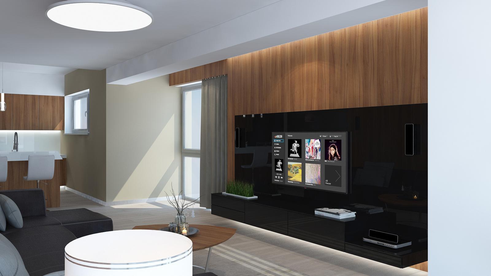 Návrh interiéru bytu - Kondominium Bojnice - Obrázok č. 5