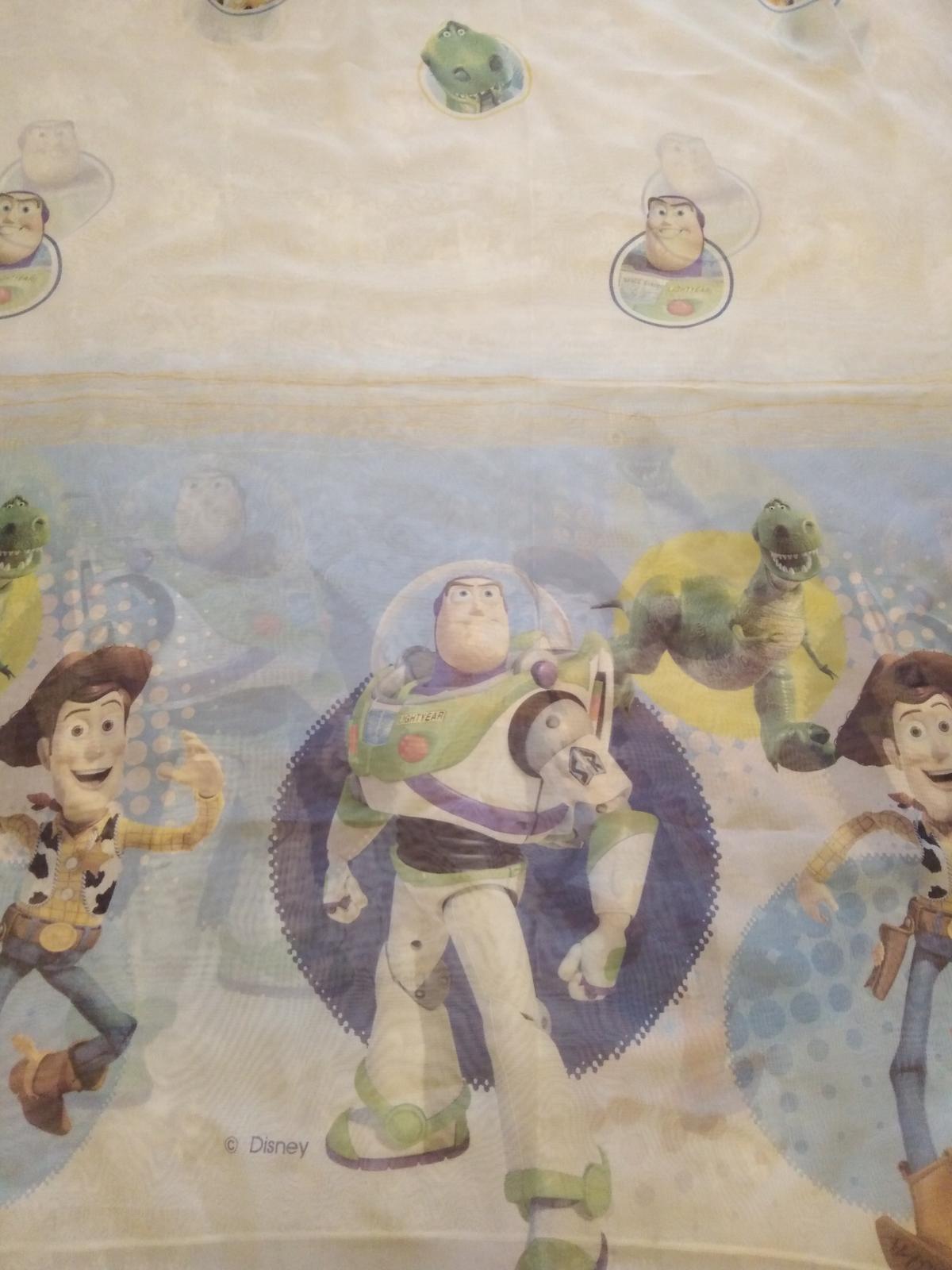 Detská záclona - Obrázok č. 1