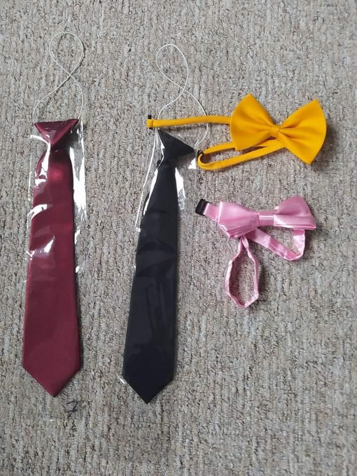 Dětská kravata, motýlek - Obrázek č. 1