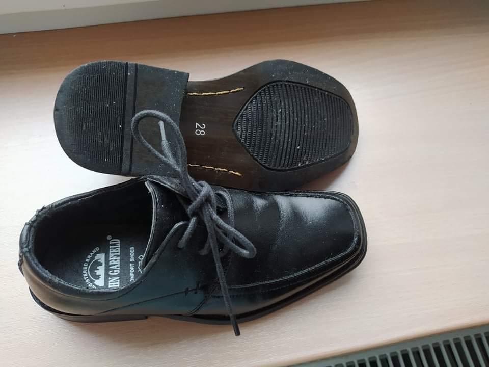 Chlapecká společenská obuv - Obrázek č. 1