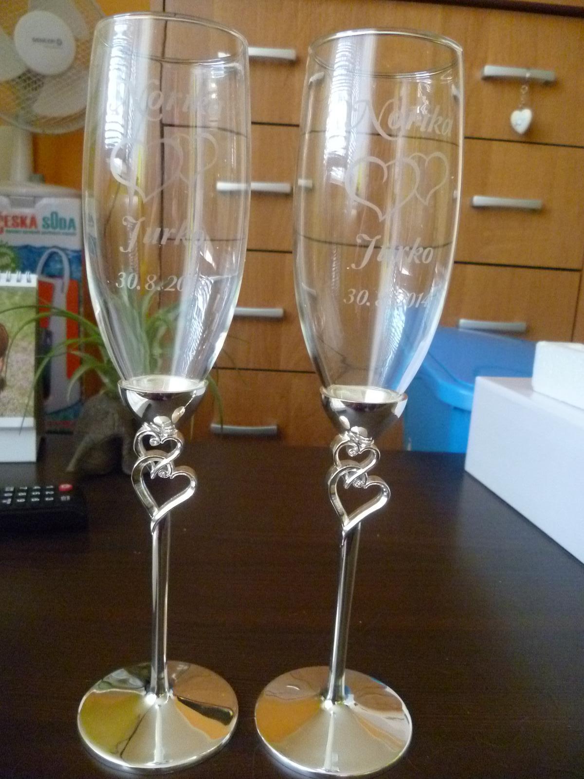 Aj my sa musíme pripraviť na náš veľký deň - NAŠE PRÍPRAVY :-) - Objednané zo svadobnepierko.sk