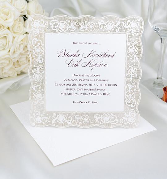* Svadobné pozvánky, menovky, knihy hostí * - Fotka skupiny
