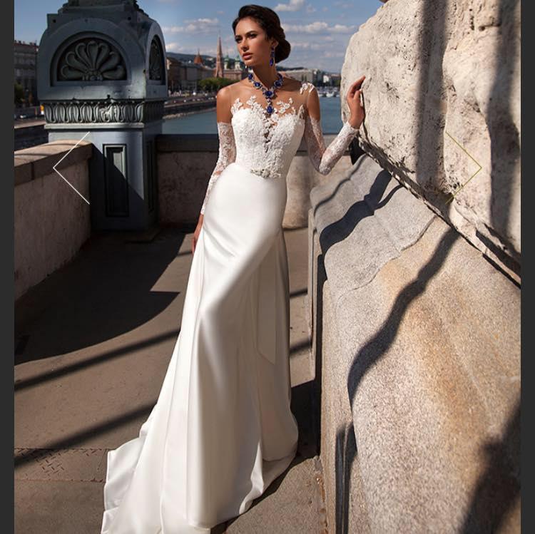 Svadobné šaty na Ukrajine - Oksany Kanalosh 👰 - Fotka skupiny