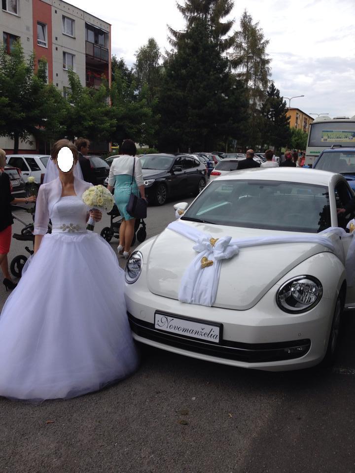 svadobné šaty so závojom - Obrázok č. 4