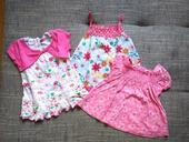 Trojice letních šatiček pro mimi, 68