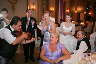 ved bez toho by to nebola svadba