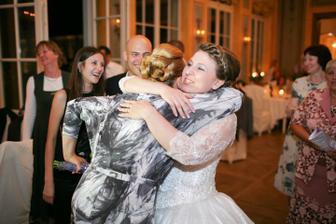 a uz sa tesime na svadbu,len este by mala frajera najst:))
