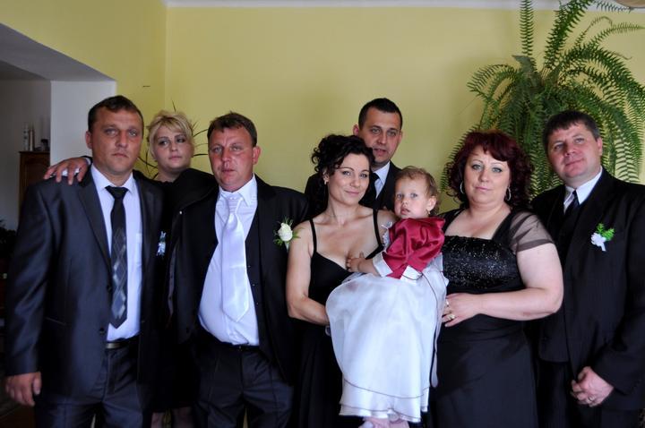 Martina{{_AND_}}Peter - manželova rodinka